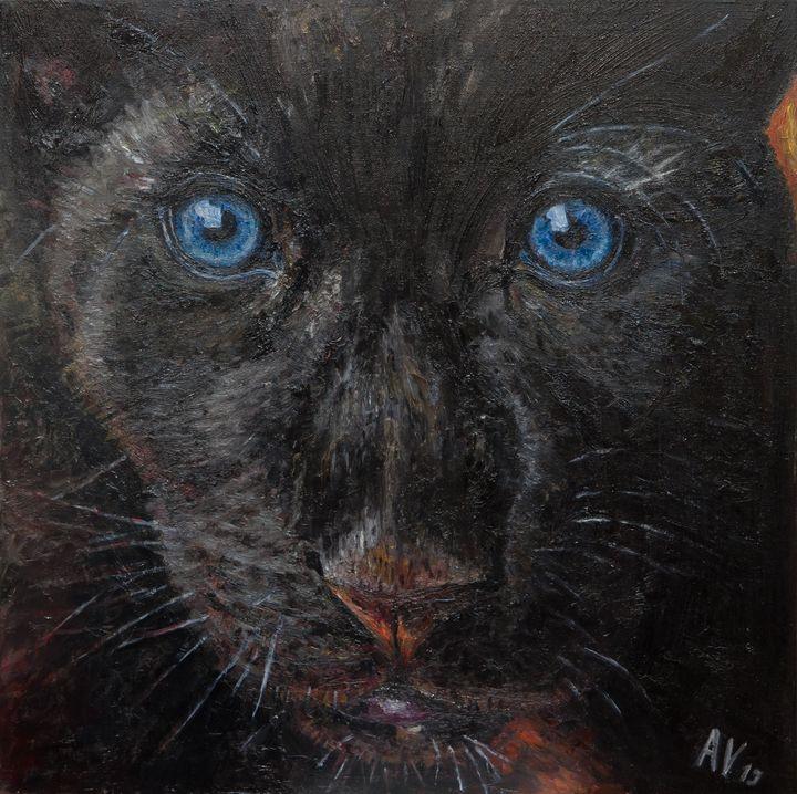 Blue Eyes - AlinaValdman