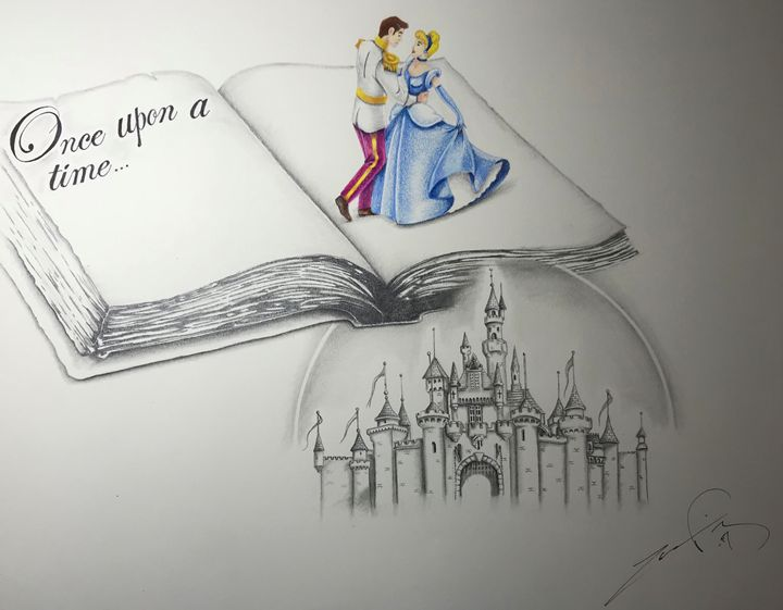 Once upon a time... - Ingenious Artwork