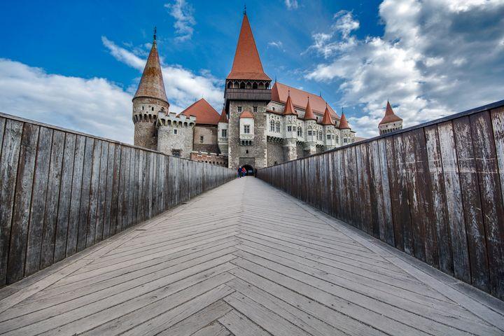 HUNIAZI BRIDGE - Cristi Niculescu