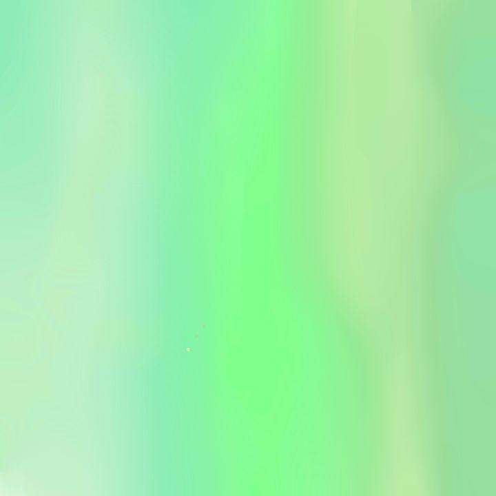 Green Fade - Yekuno's art work