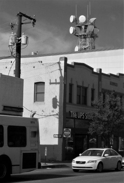 UPS SHADOWS - Dylan McGarry