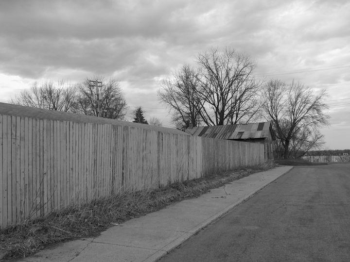 Abandoned Street - Wildman