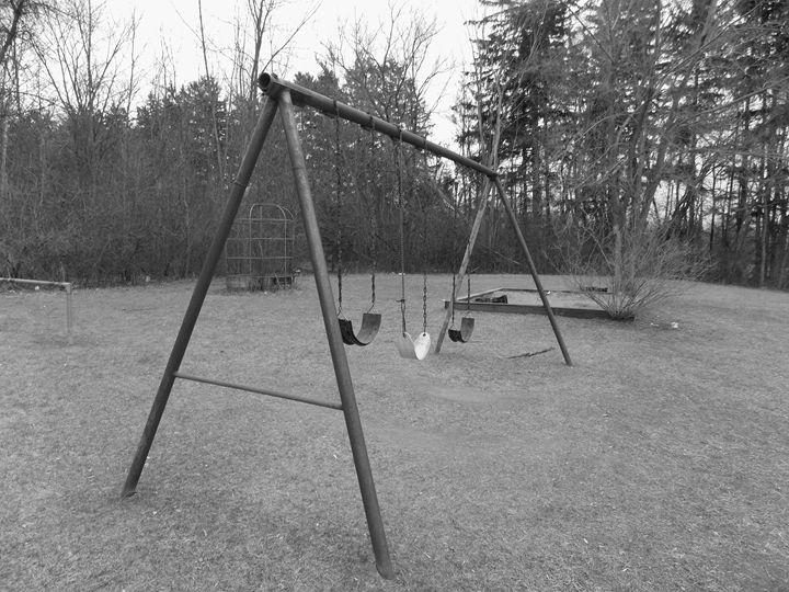 Playground - Dylan McGarry