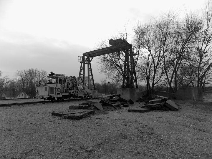 Rail Road Lost - Wildman