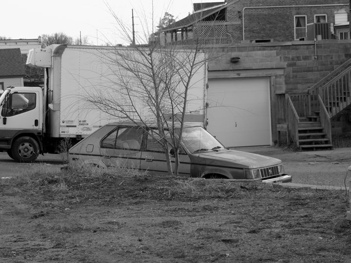 OLD CAR AND TRUCK - Dylan McGarry