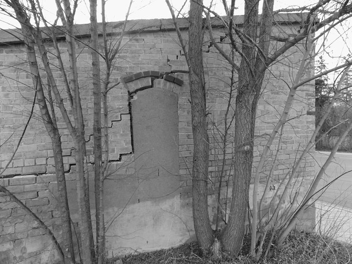 CRUMBLING BUILDING - Dylan McGarry
