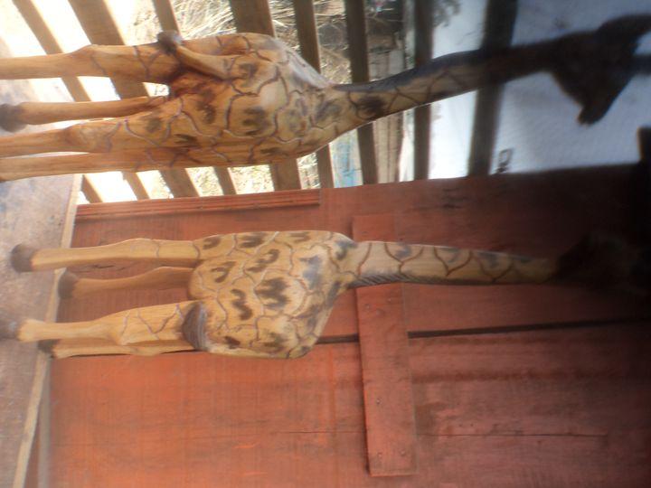 Giraffe - Thorpecrafts