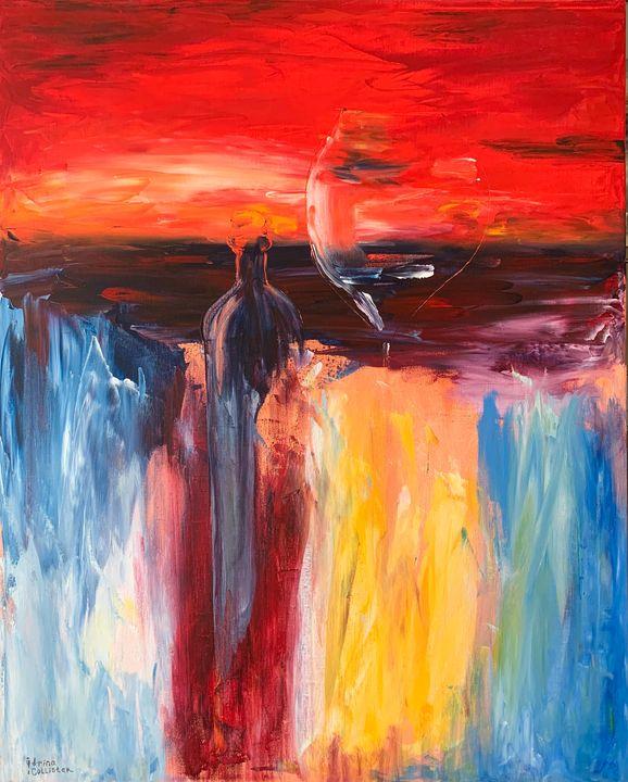 Enjoy your life! - Irina Collister Art