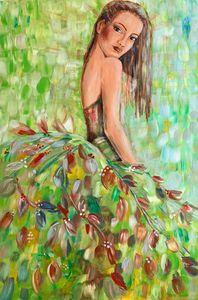 Lady Nature.