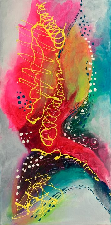 Find your way. - Irina Collister Art