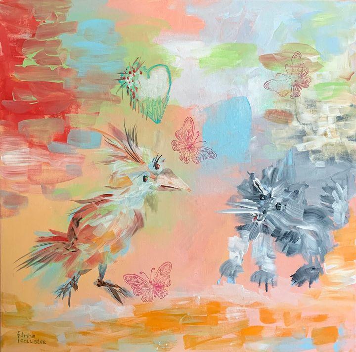 Thank you! - Irina Collister Art