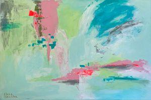 Rhapsody in blue. - Irina Collister Art