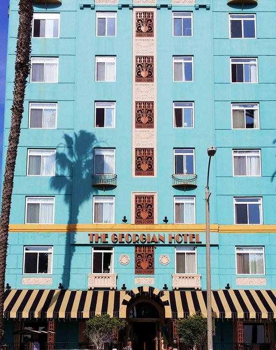 Georgian Hotel - J. Satterstrom Designs