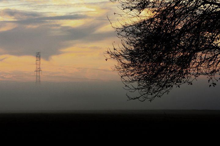Foggy Morning - J. Satterstrom Designs