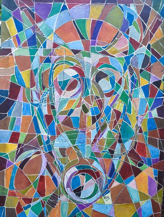 Blind Face - Paul Saa