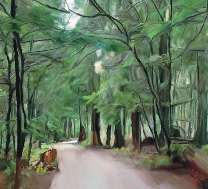 Tatlow Trail - An Exploration of Post Modern Vanillaism