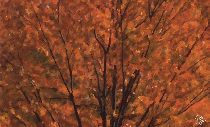 Autumn Frenzy - An Exploration of Post Modern Vanillaism