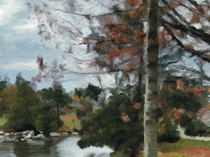 Charleson Park, November 2020 - An Exploration of Post Modern Vanillaism