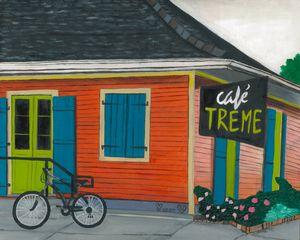 Cafe Treme