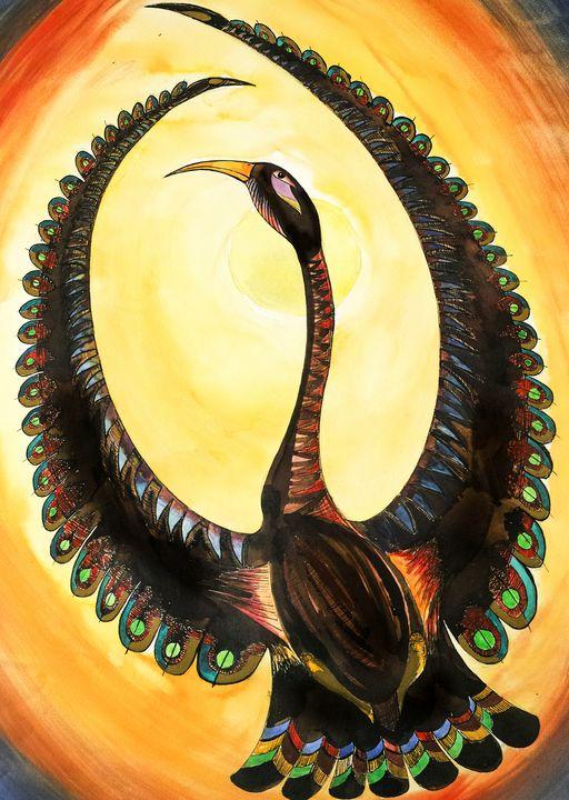 Rise of the phoenix - Allan Edwards