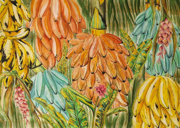 Bananaland - Allan Edwards