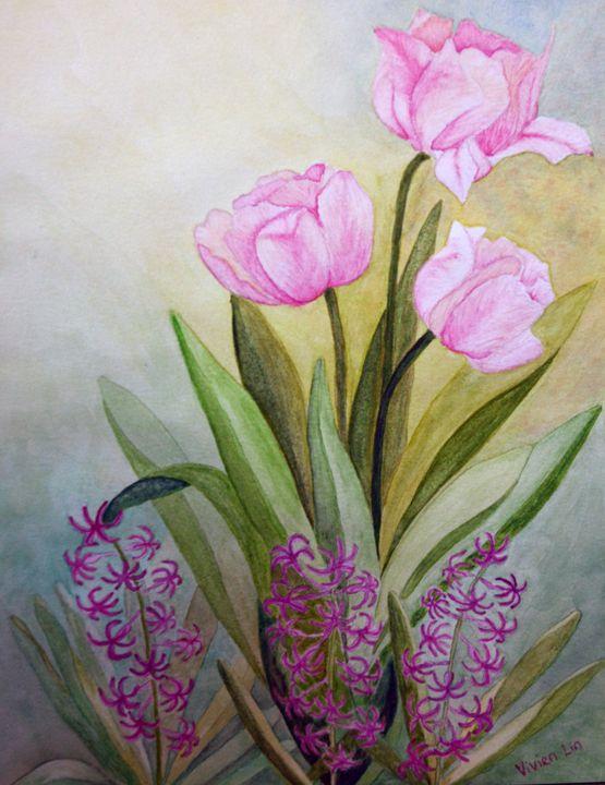 Wonderful Spring Morning - Glam Voyage