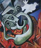 36x42 original oil painting