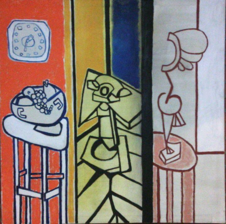 Still Life with Phone - Paul Nowacki