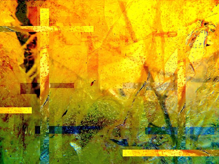 JANUARY 2016 ABSTRACT - Tussila Spring Fine art