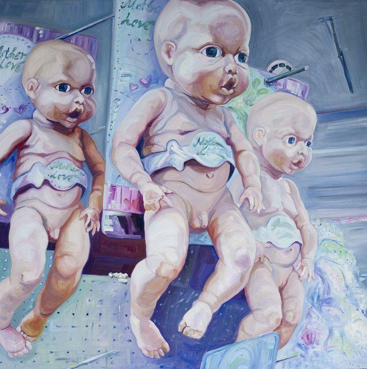 Mother Love! - GABRIELA PETROVA