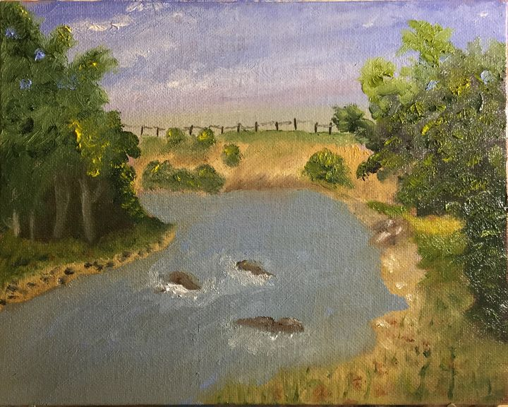 Saugeen River - Brian Post