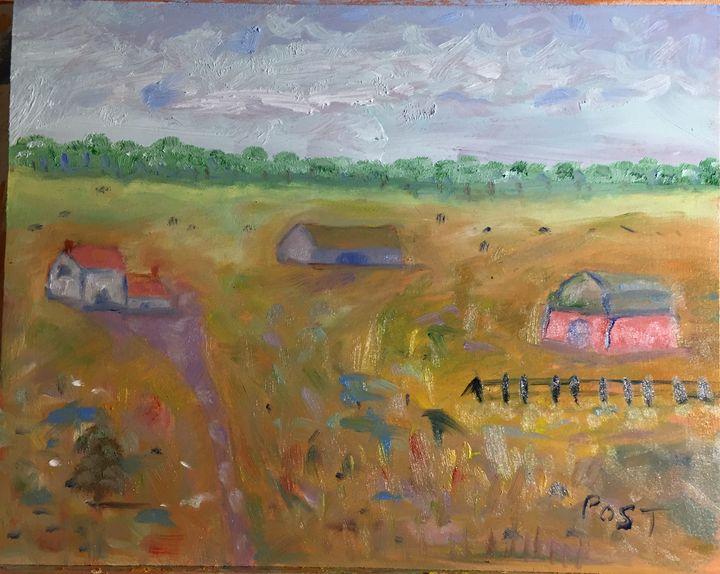 The Farm - Brian Post
