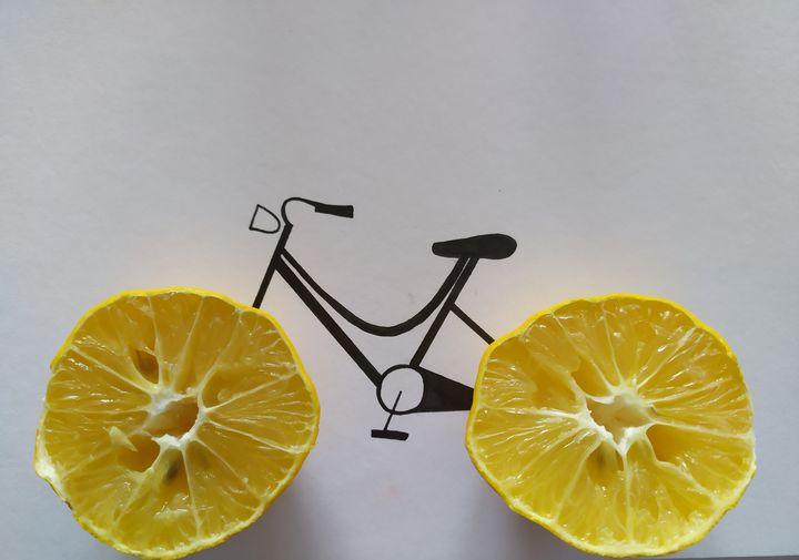Lemon bike - Desta
