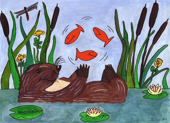 Smart Otter - Sophie's Menagerie
