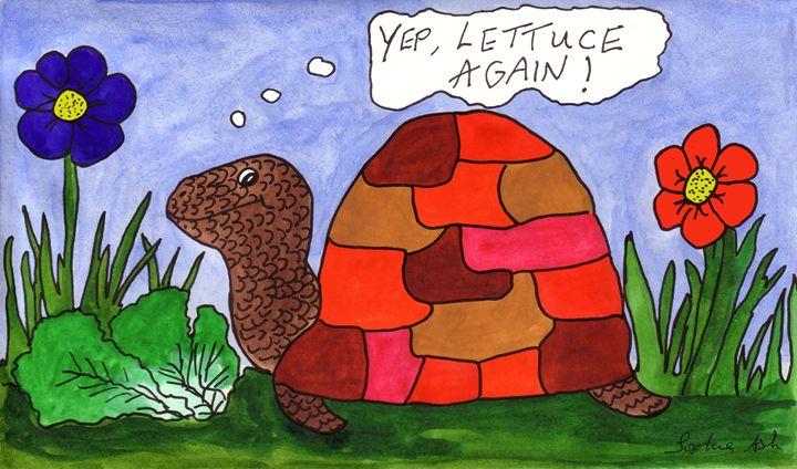 Tortoise - Sophie's Menagerie