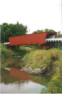 Roswell Covered Bridge