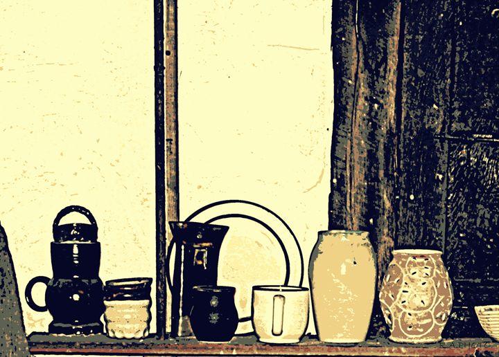 Shelved Showcase - R.A.PHOTO