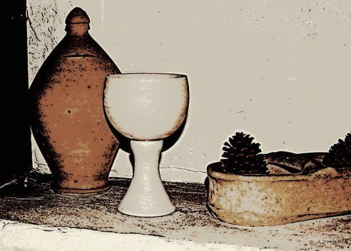 Shelved Goblet - R.A.PHOTO