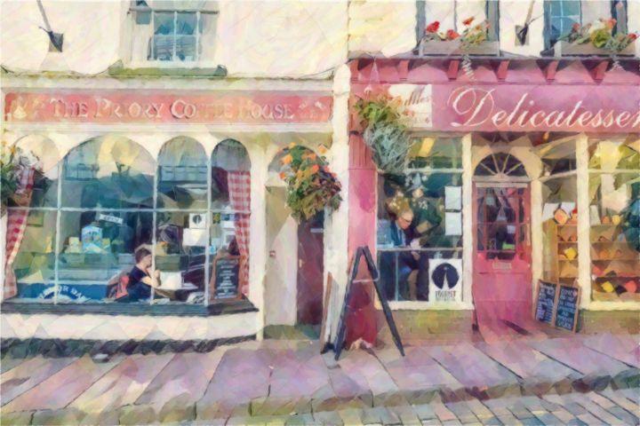 The Coffee Shop - TRS Digital Designs