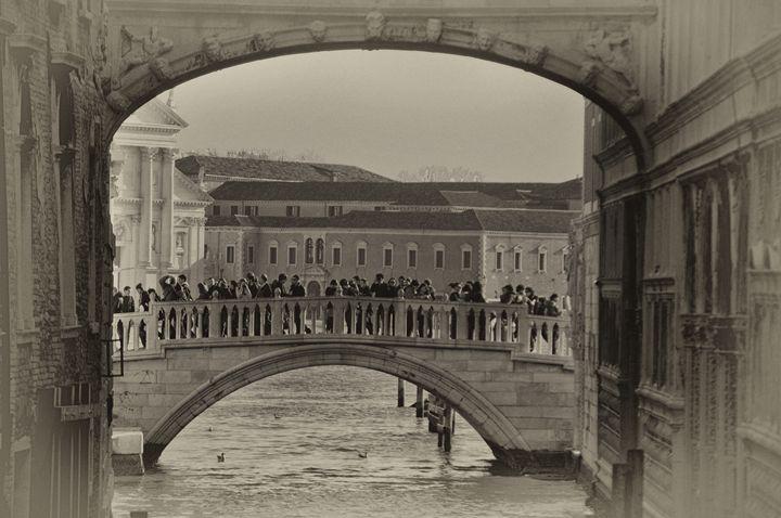 Venice,Ponte dei Sospiri - Adilena