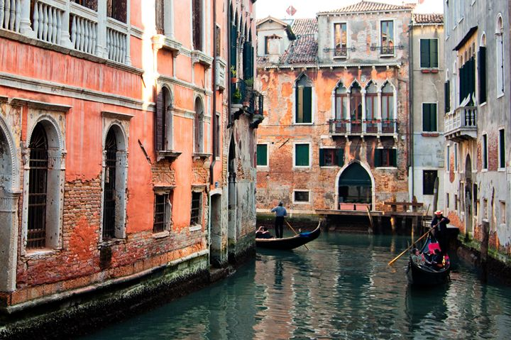 Canals in Venice - Adilena