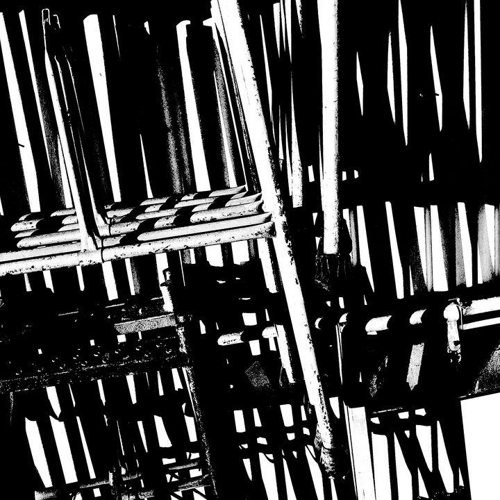 Reality on Pixel #BW0000032 - Novo Weimar
