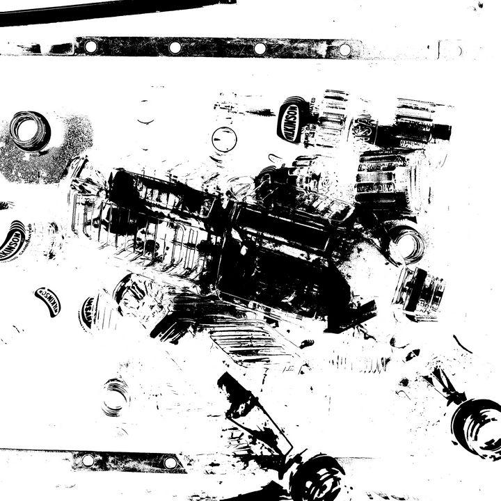 Reality on Pixel #BW0000602 - Novo Weimar
