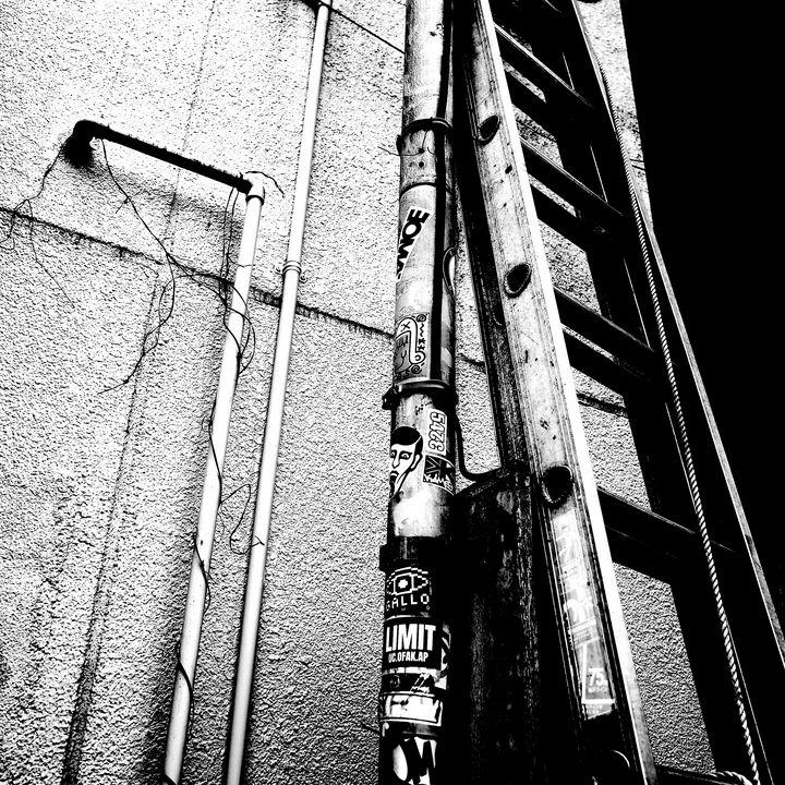 Reality on Pixel #BW0000631 - Novo Weimar