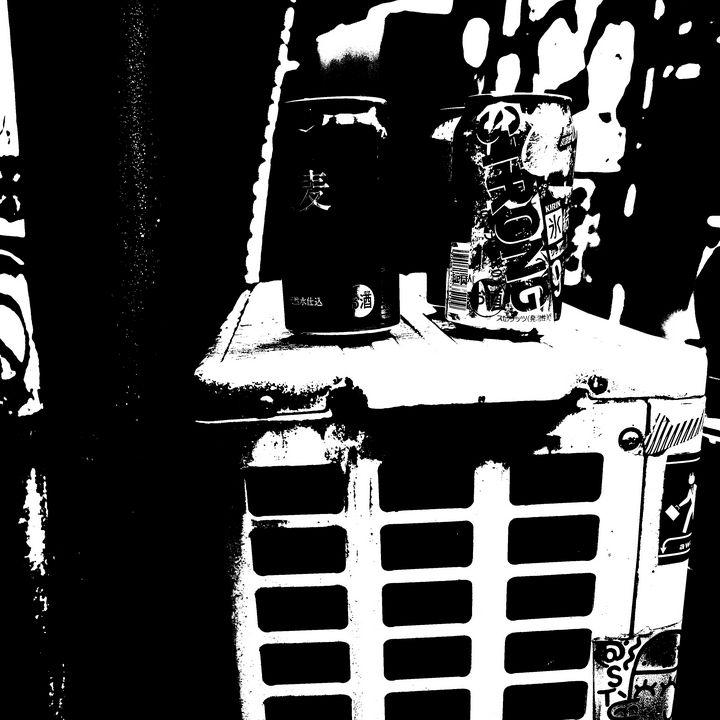 Reality on Pixel #BW0000668 - Novo Weimar