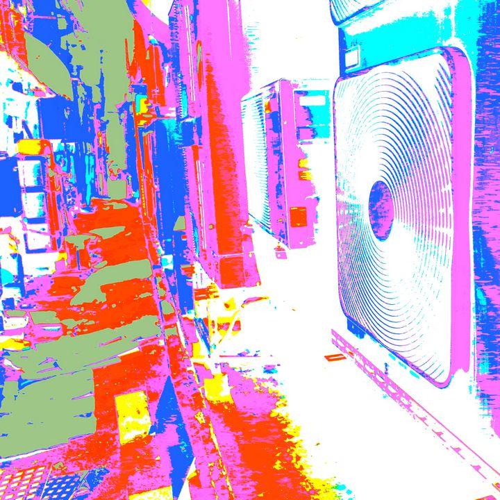 Reality on Pixel #CL0000676 - Novo Weimar