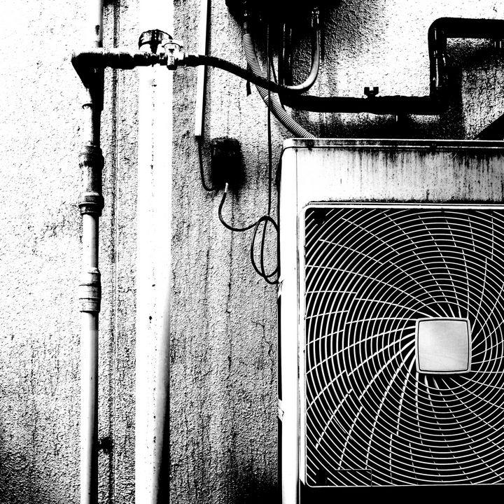 Reality on Pixel #BW0000704 - Novo Weimar