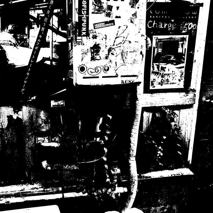 Reality on Pixel #BW0000776 - Novo Weimar