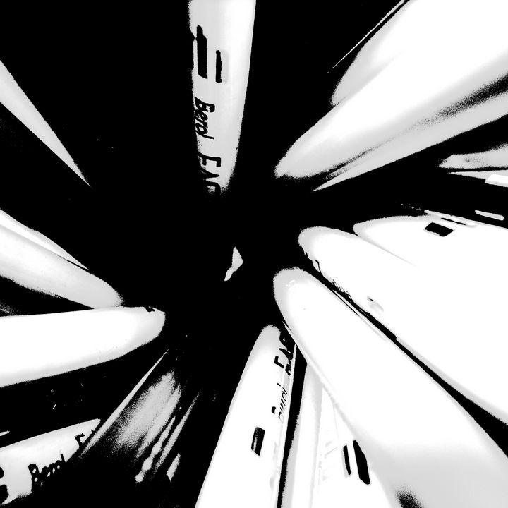 Reality on Pixel #BW0000955 - Novo Weimar