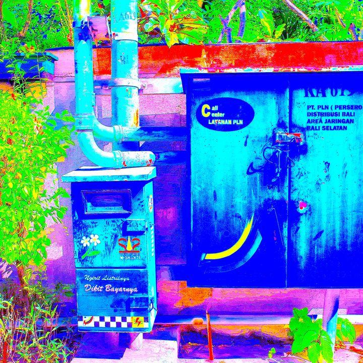 Reality on Pixel #CL0000091 - Novo Weimar